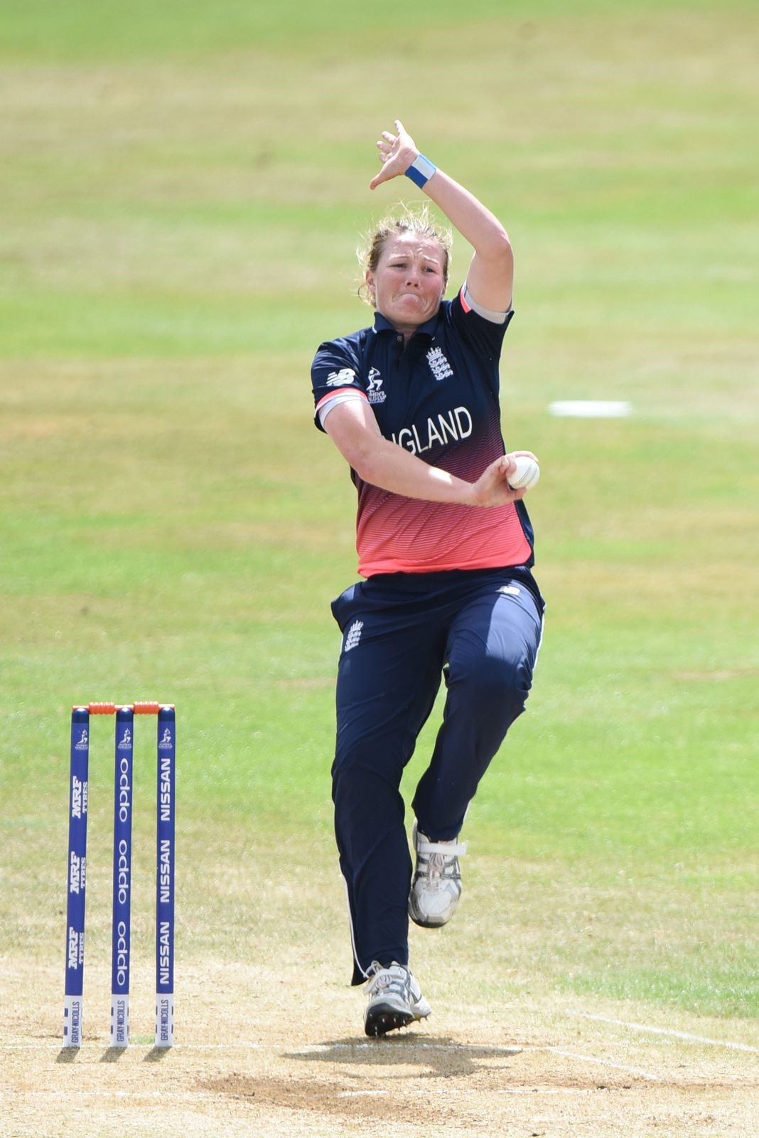 Anya Shrubsole awarded MBE for services to cricket