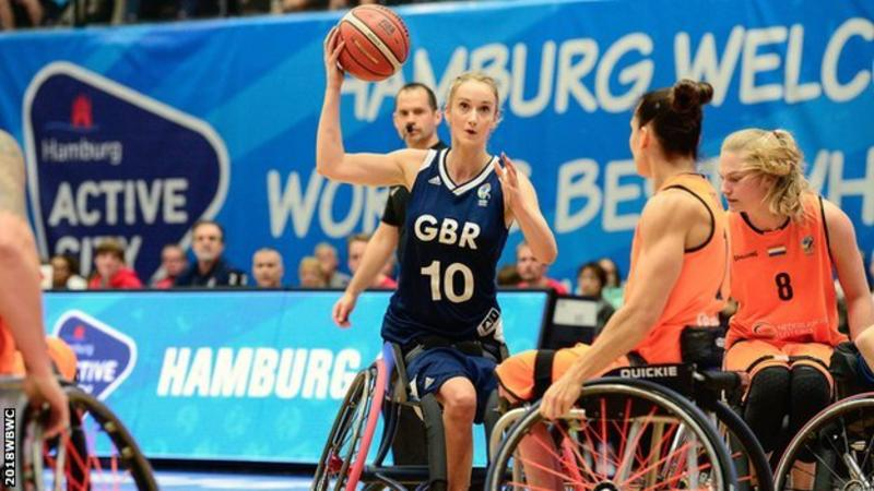 Record-Breaking Weekend for GB Wheelchair Basketball
