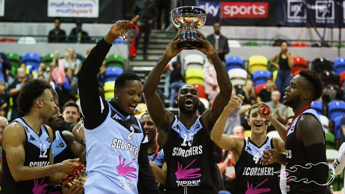 Scorchers Emerge Victorious in London!