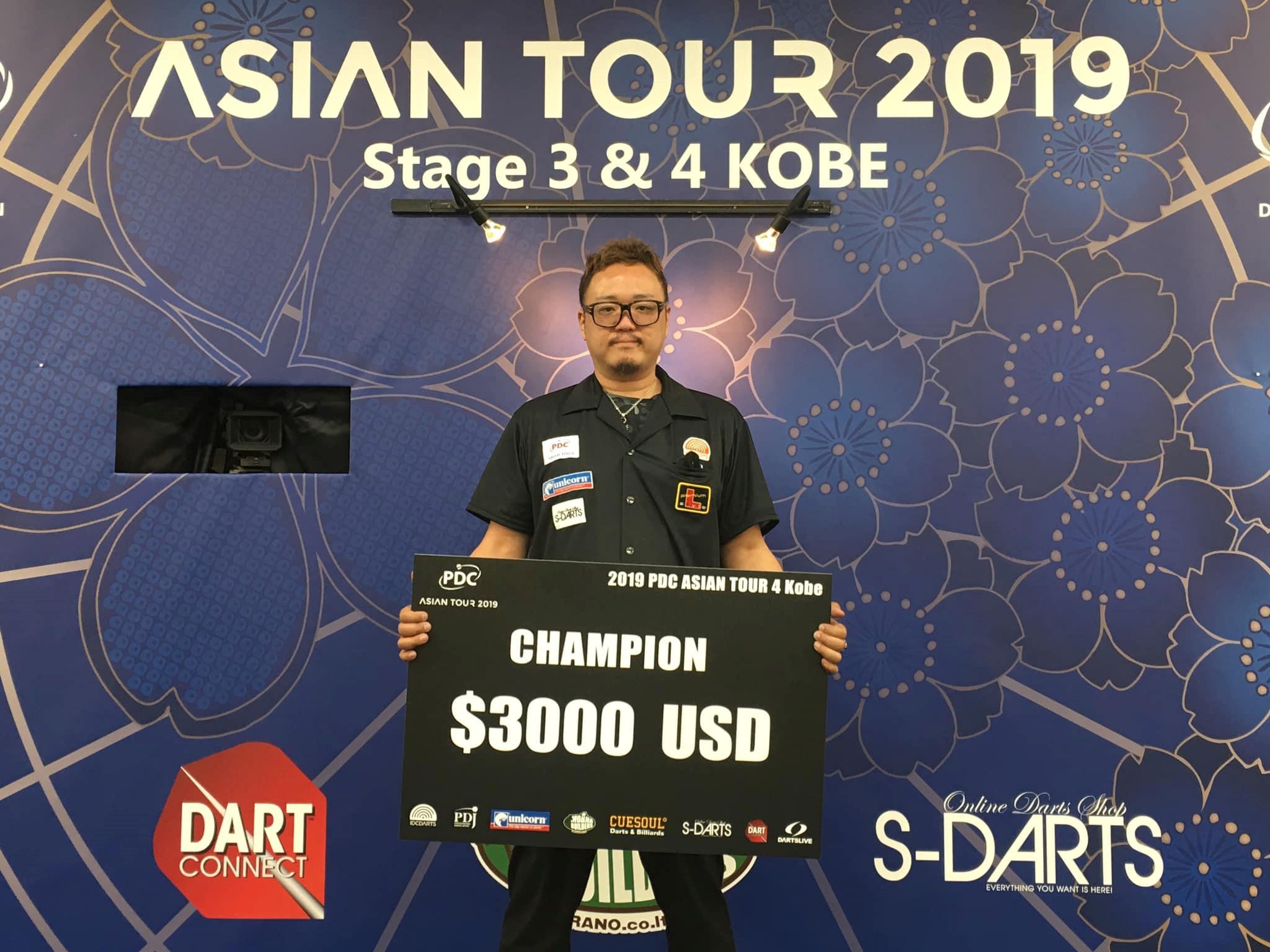 Latest Team Unicorn news as Asada wins in Asia