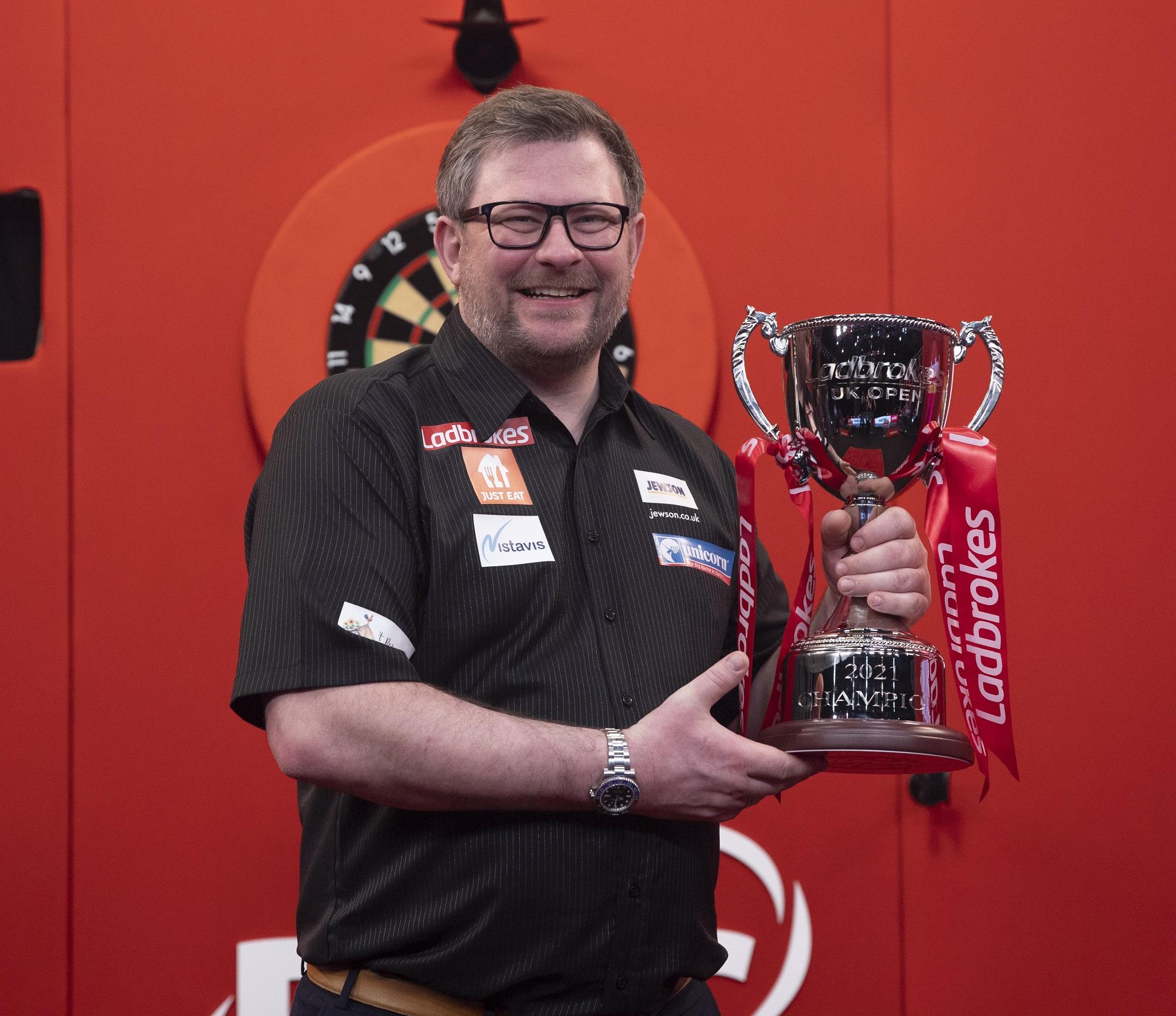 Wonderful Wade crowned UK Open Champion!