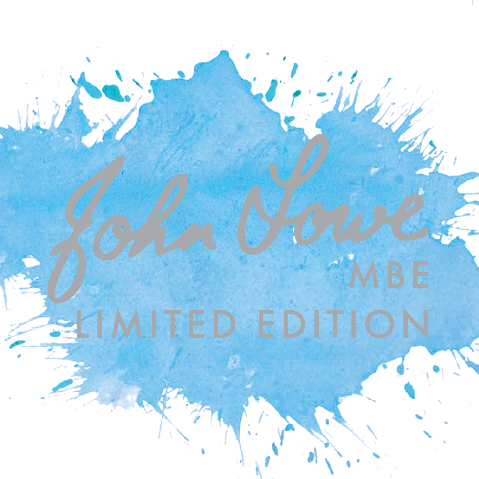 John Lowe MBE Limited Edition