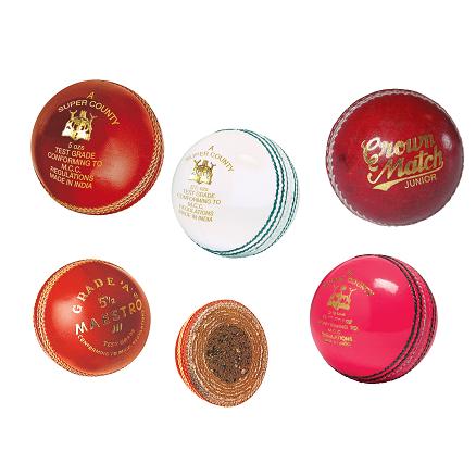 2017 Cricket Balls