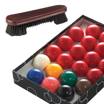 Balls & Brushes