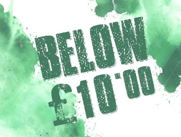 Below £10