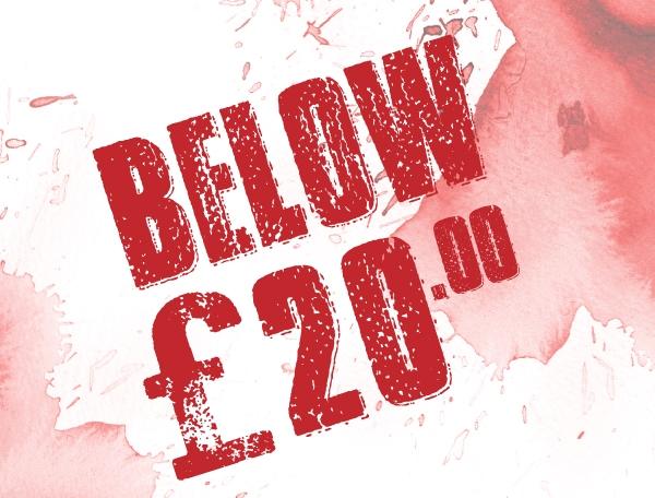Below £20