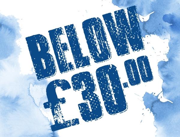 Below £30