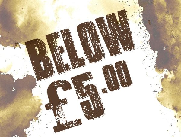 Below £5