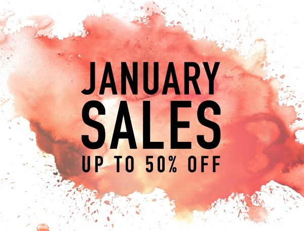 All January Sales