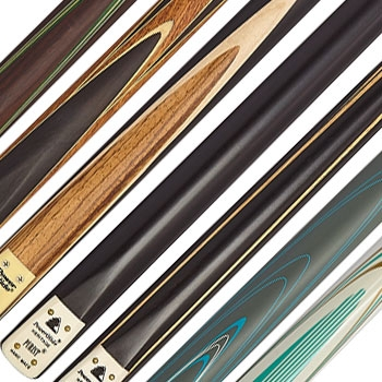 All Snooker Cues