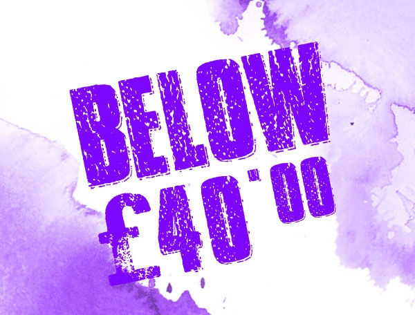 Below £40
