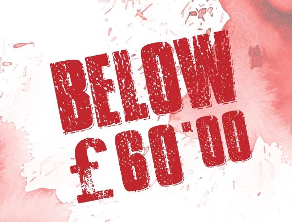 Below £60