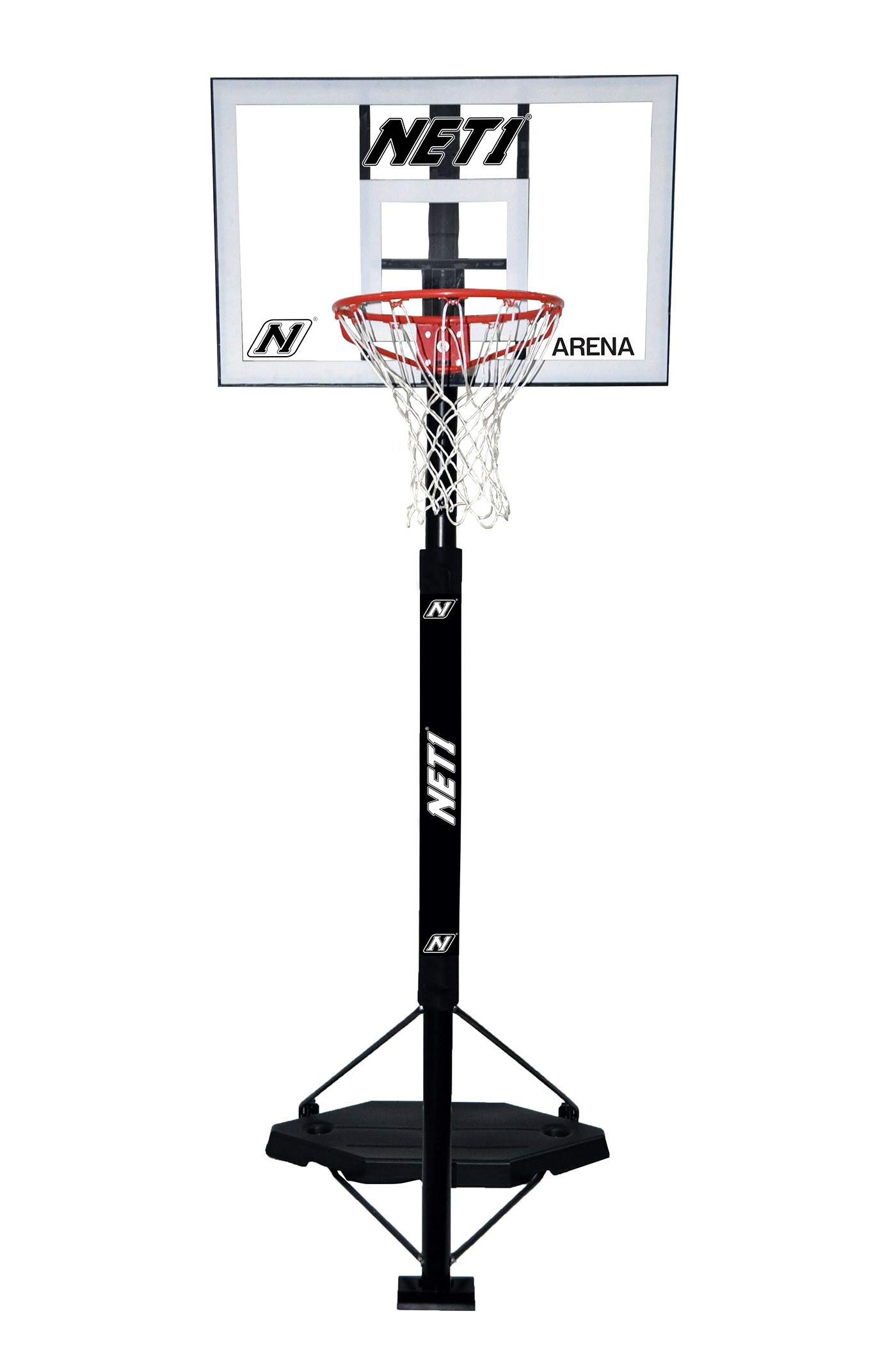Arena Portable Basketball System