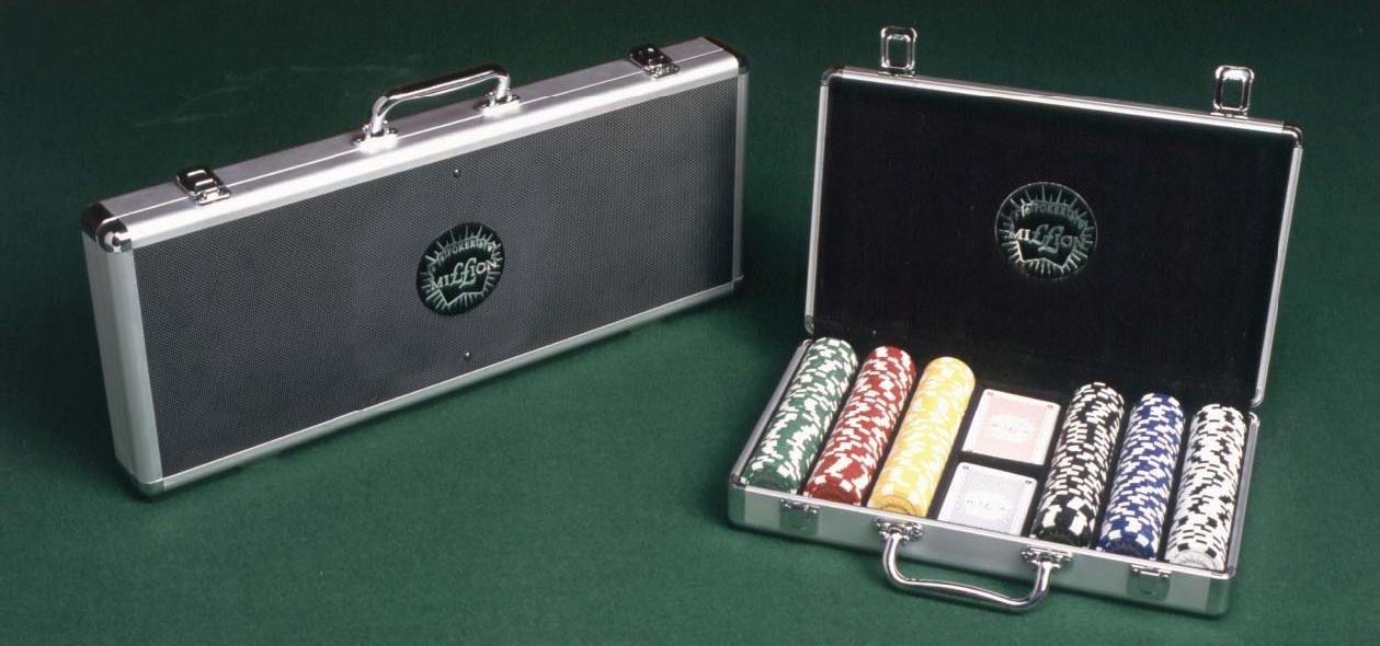 Casino Quality 300 Chip Set