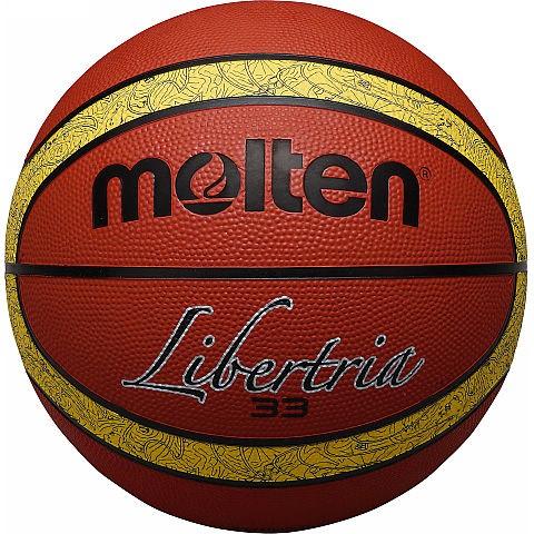 3X3 Libertria Rubber Basketball