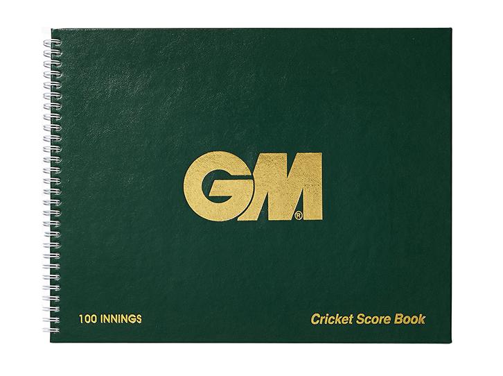 100 Innings Scorebook