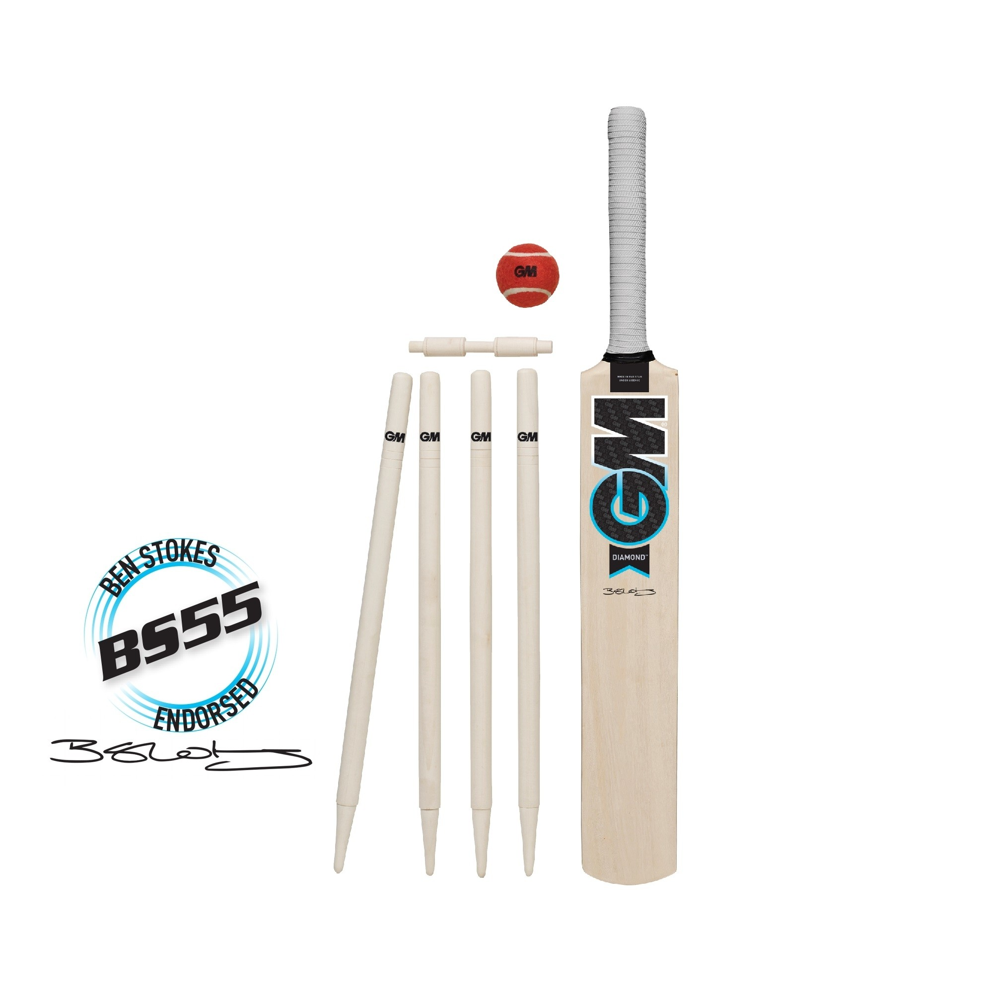 Diamond Cricket Set