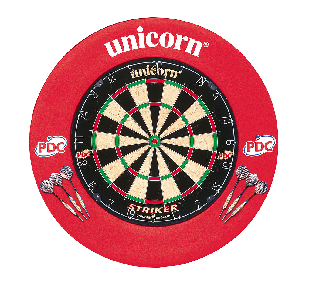 Striker Dartboard and Surround