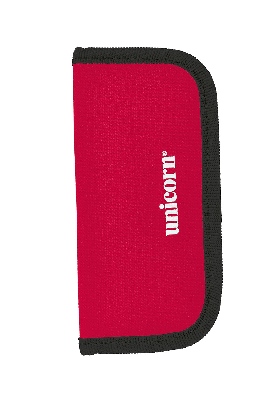 Midi Velcro Wallet - Red/Black