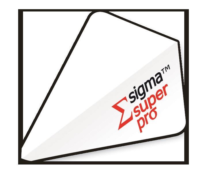 Sigma Super Pro - White