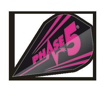 Maestro .100 Flight - Phase 5 Black/Pink
