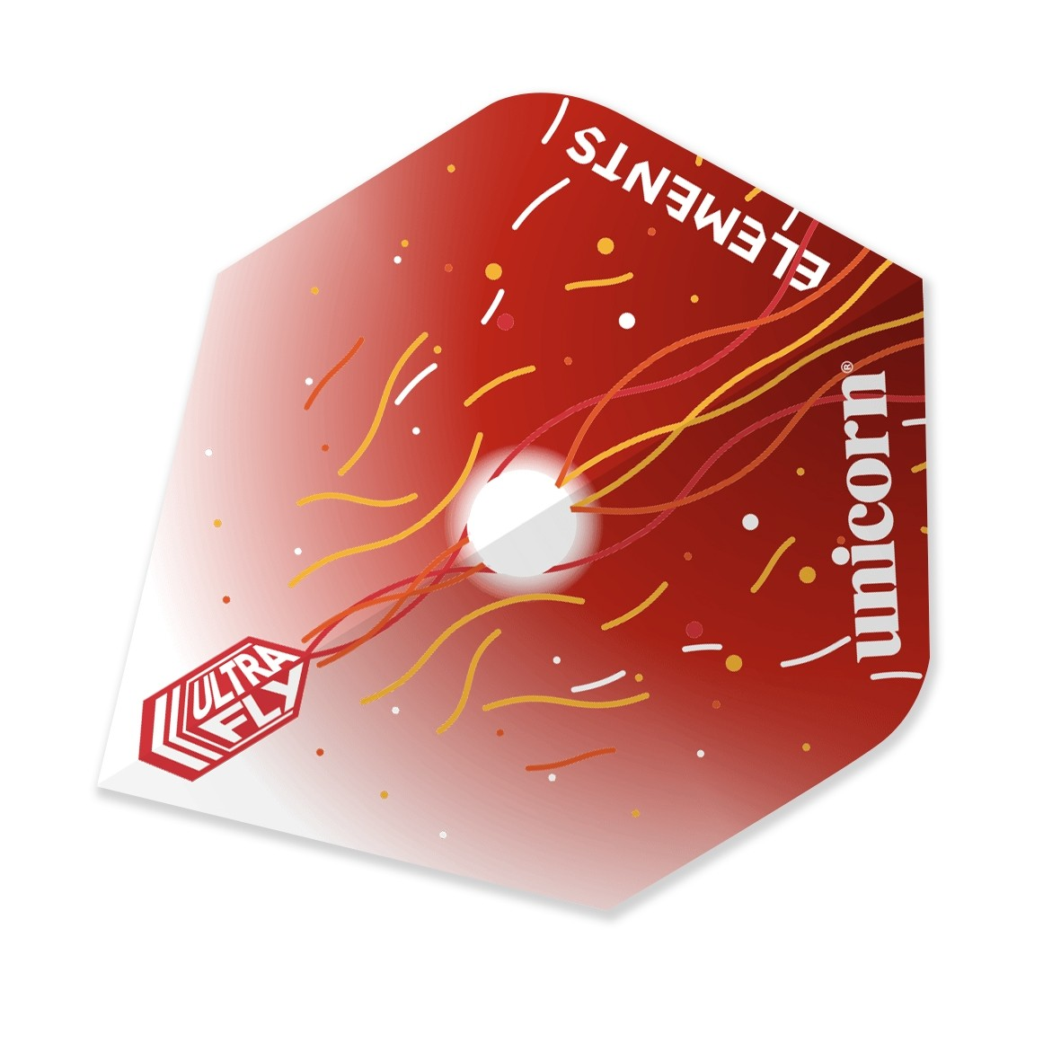 ULTRAFLY Dart Flights Elements Firestorm