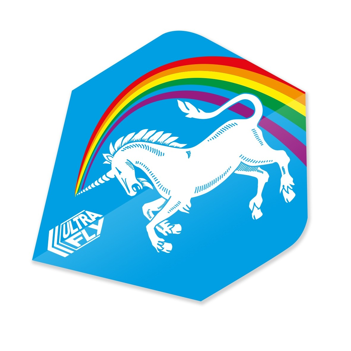 Ultrafly.100 Unicorn Rainbow Blue