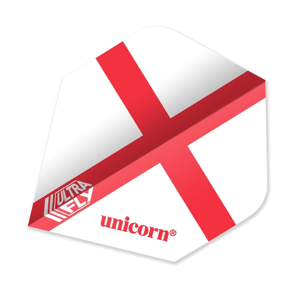 Ultrafly England Flag Plus Flight
