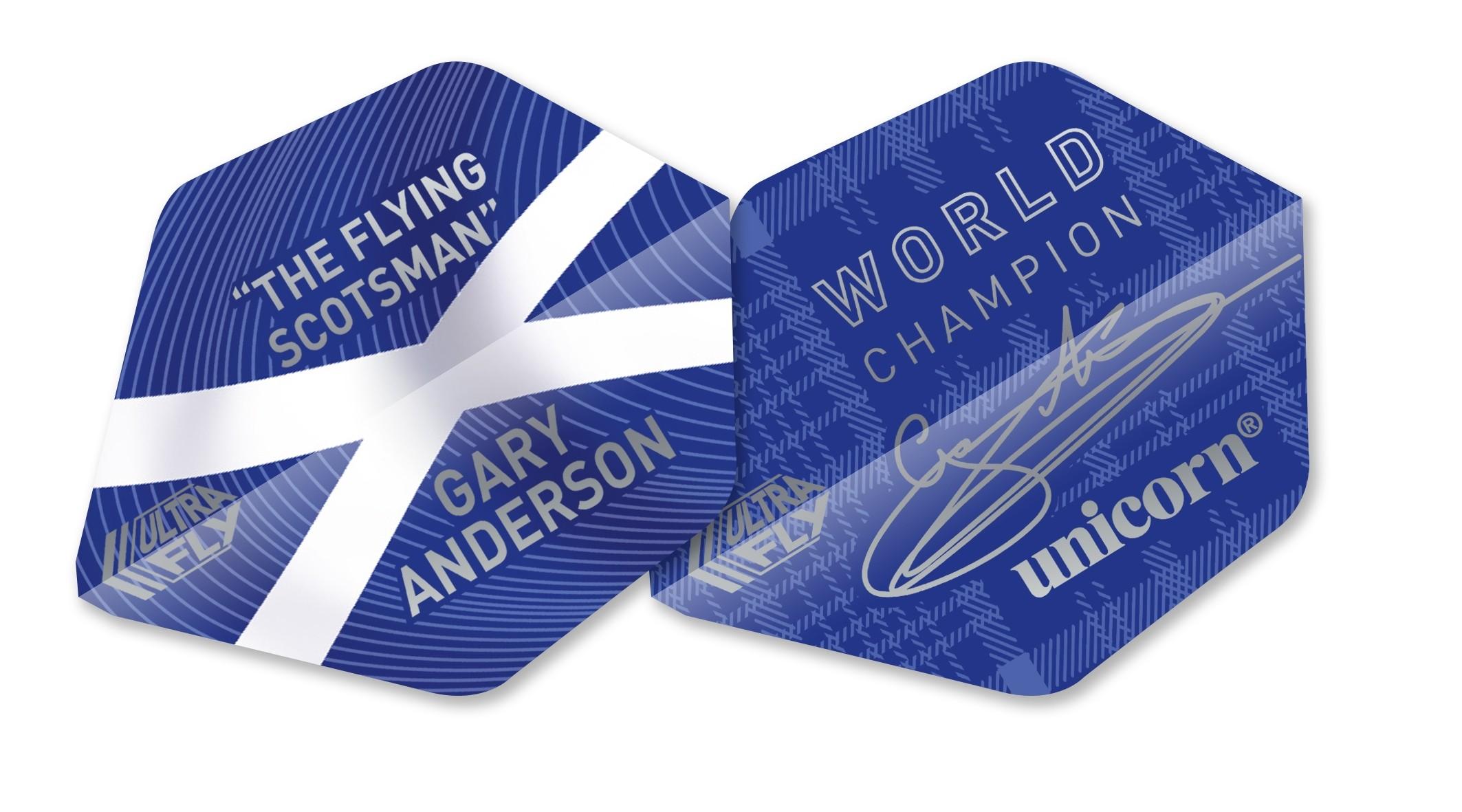 Ultrafly Gary Anderson World Champion Flight - AR