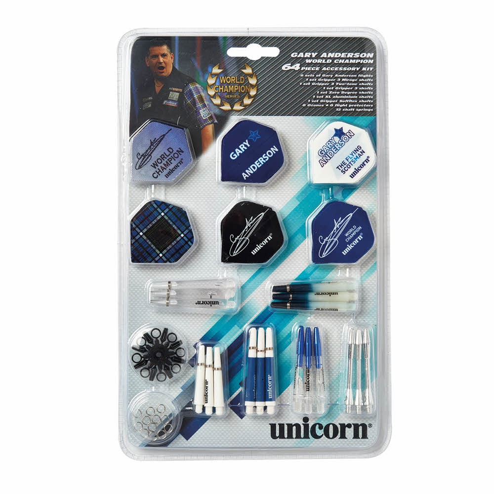 Gary Anderson Tune Up Kit