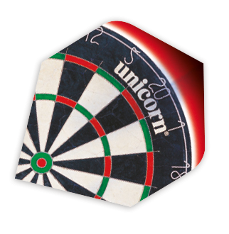 Core .75 Flight - Unicorn Dartboard