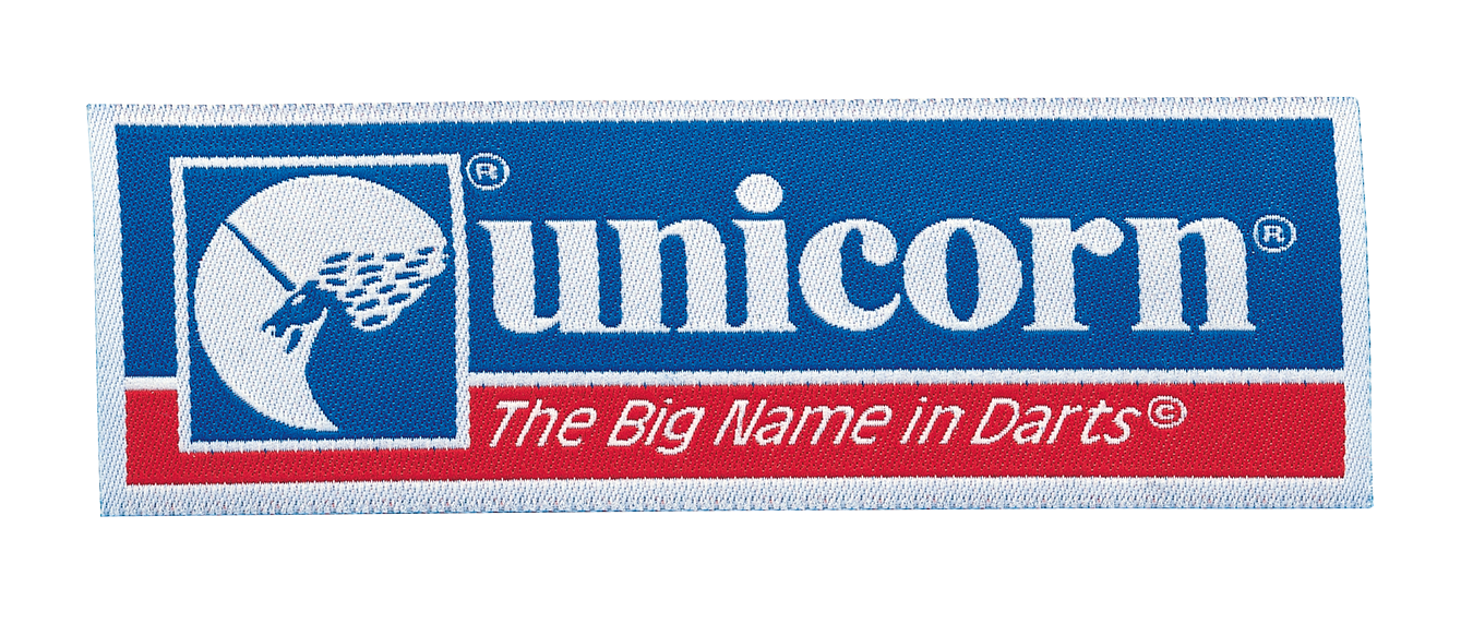 Sew-On Unicorn Badge 12cm x 3cm