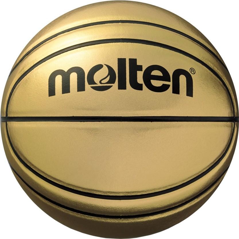 Gold Presentation Basketball