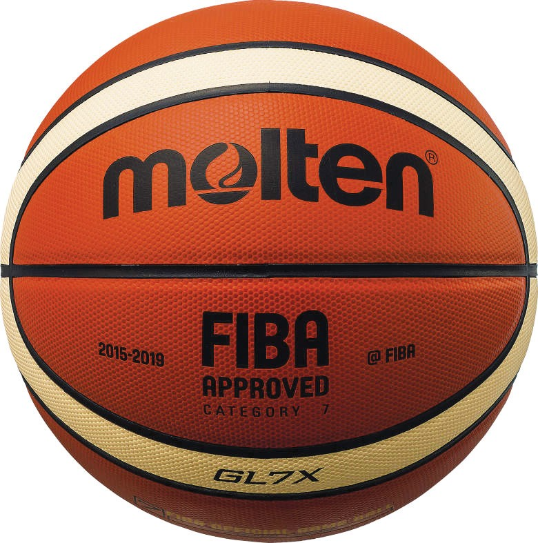 FIBA Approved Top Grain Leather Basketball