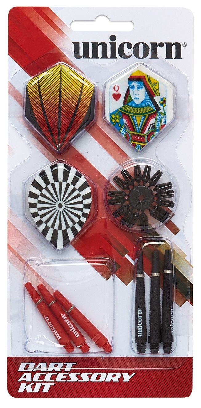 Mass Merchant - Dart Accessory Kit