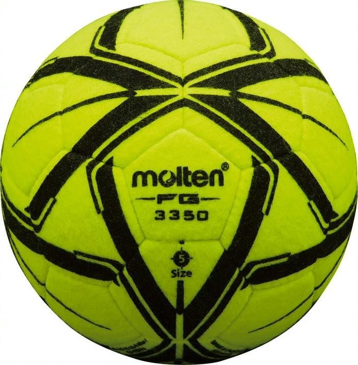 Neon Yellow Felt Indoor Football F5G3350 F4G3350 Main