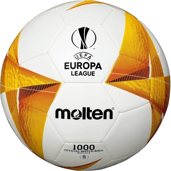 UEFA EUROPA LEAGUE OFFICIAL REPLICA FOOTBALL 1000 - 20/21