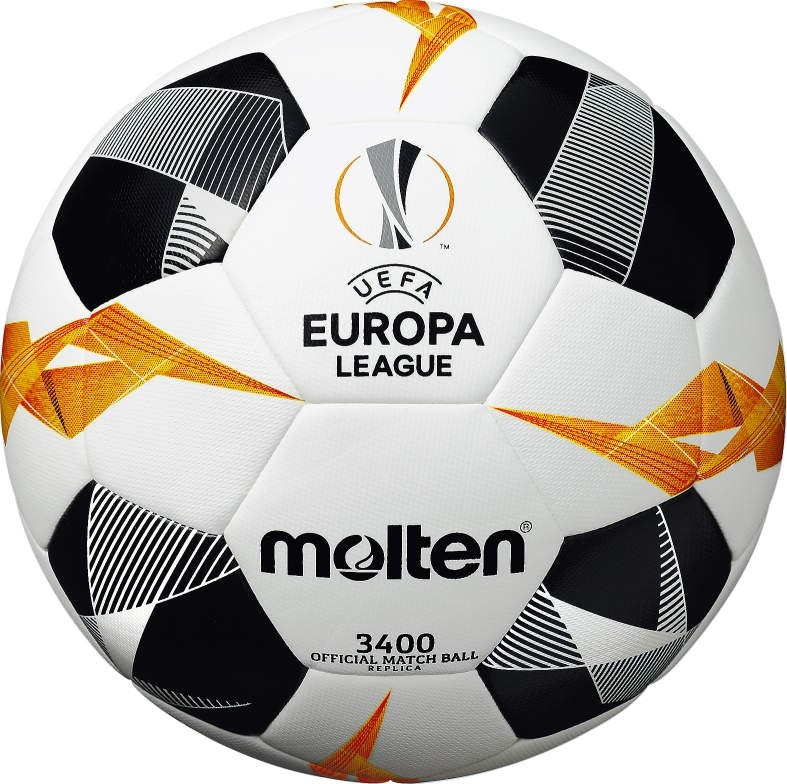 UEFA EUROPA LEAGUE OFFICIAL REPLICA FOOTBALL 3400 F5U3400-G9 F4U3400-G9