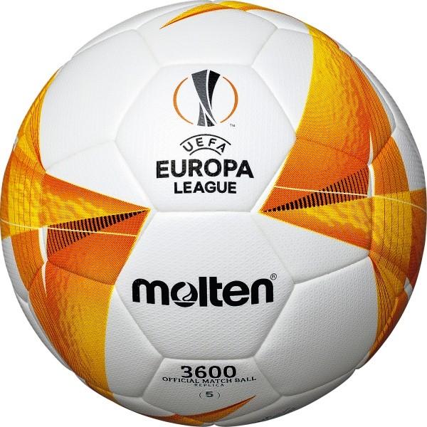 UEFA EUROPA LEAGUE OFFICIAL REPLICA SIZE 5 FOOTBALL 3600 - 20/21