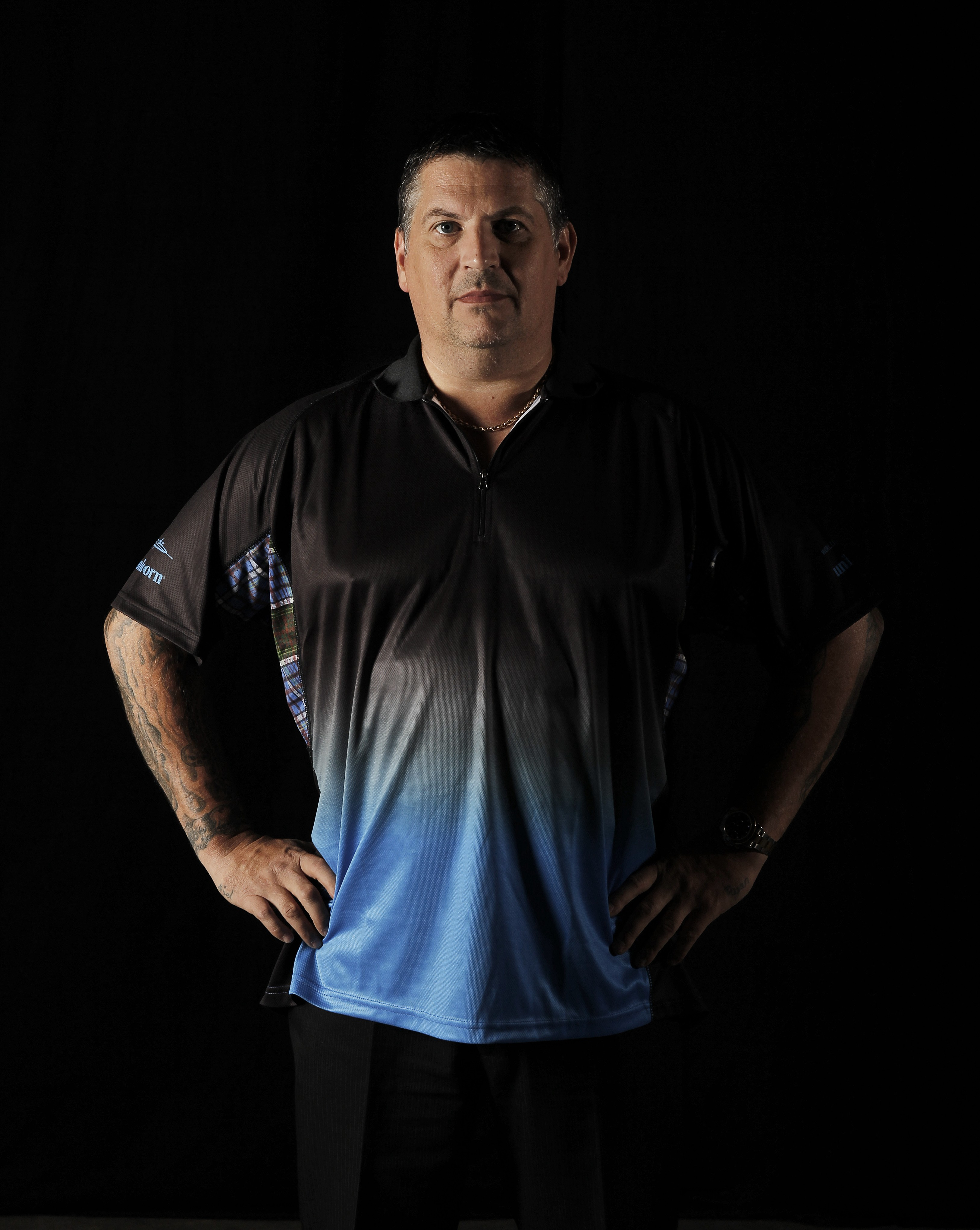 Player Dart Shirt - Gary Anderson