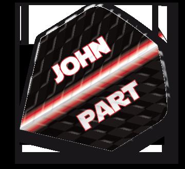 Q.100 Plus Flight - Black Darth Maple John Part