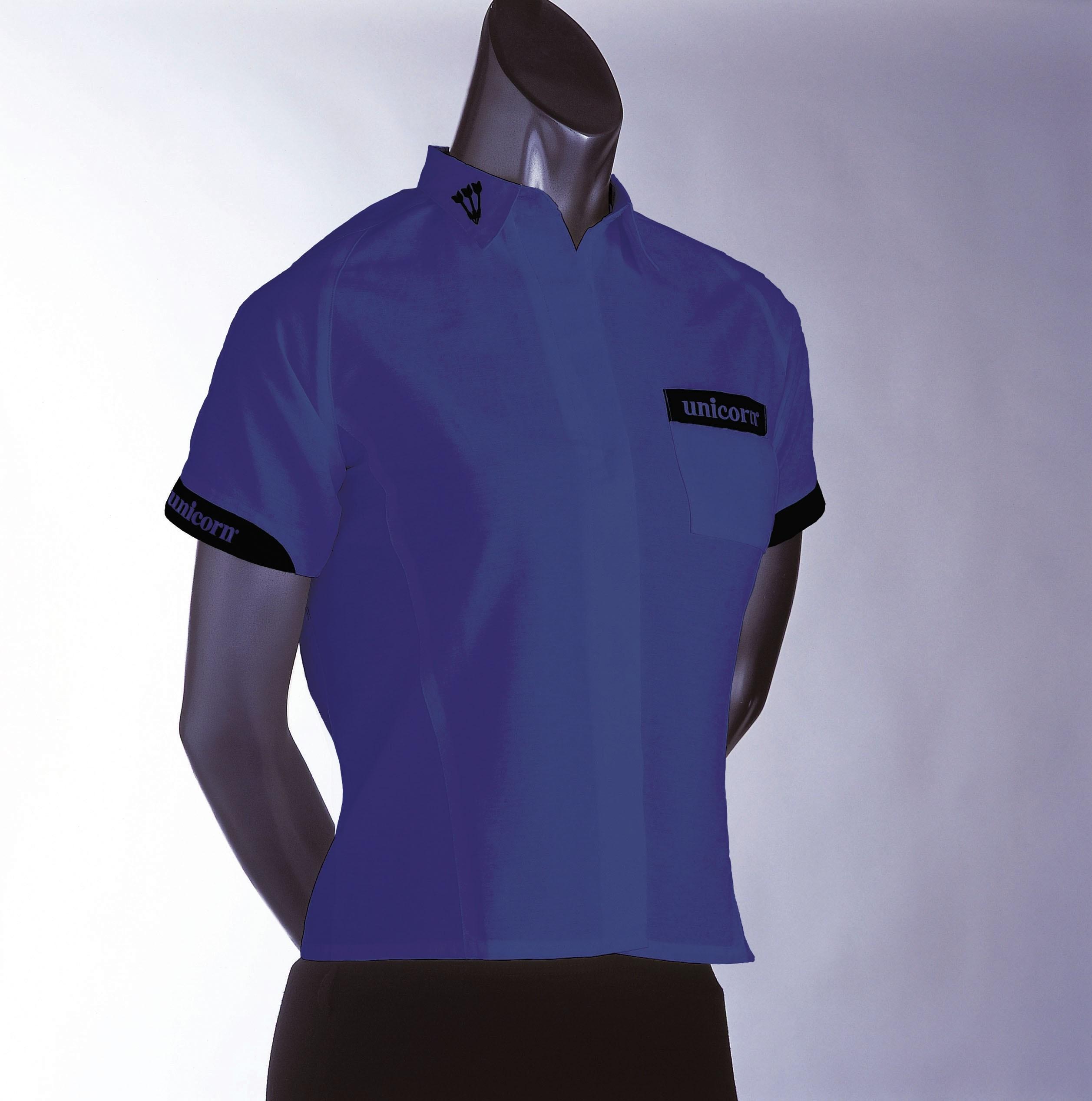 Teknik Ladies Dart Shirt Blue - SAVE £24!