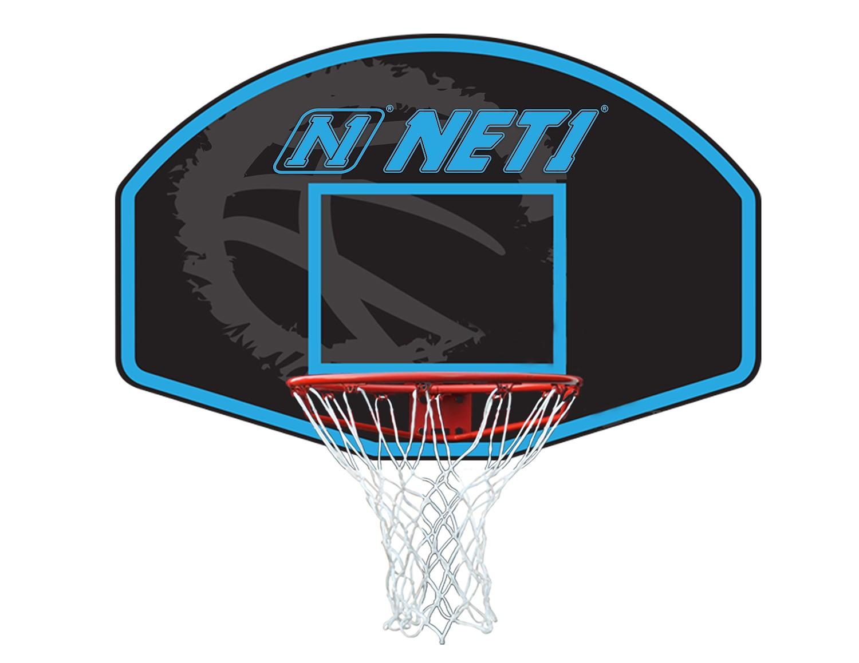 Basketball Backboard & Hoop