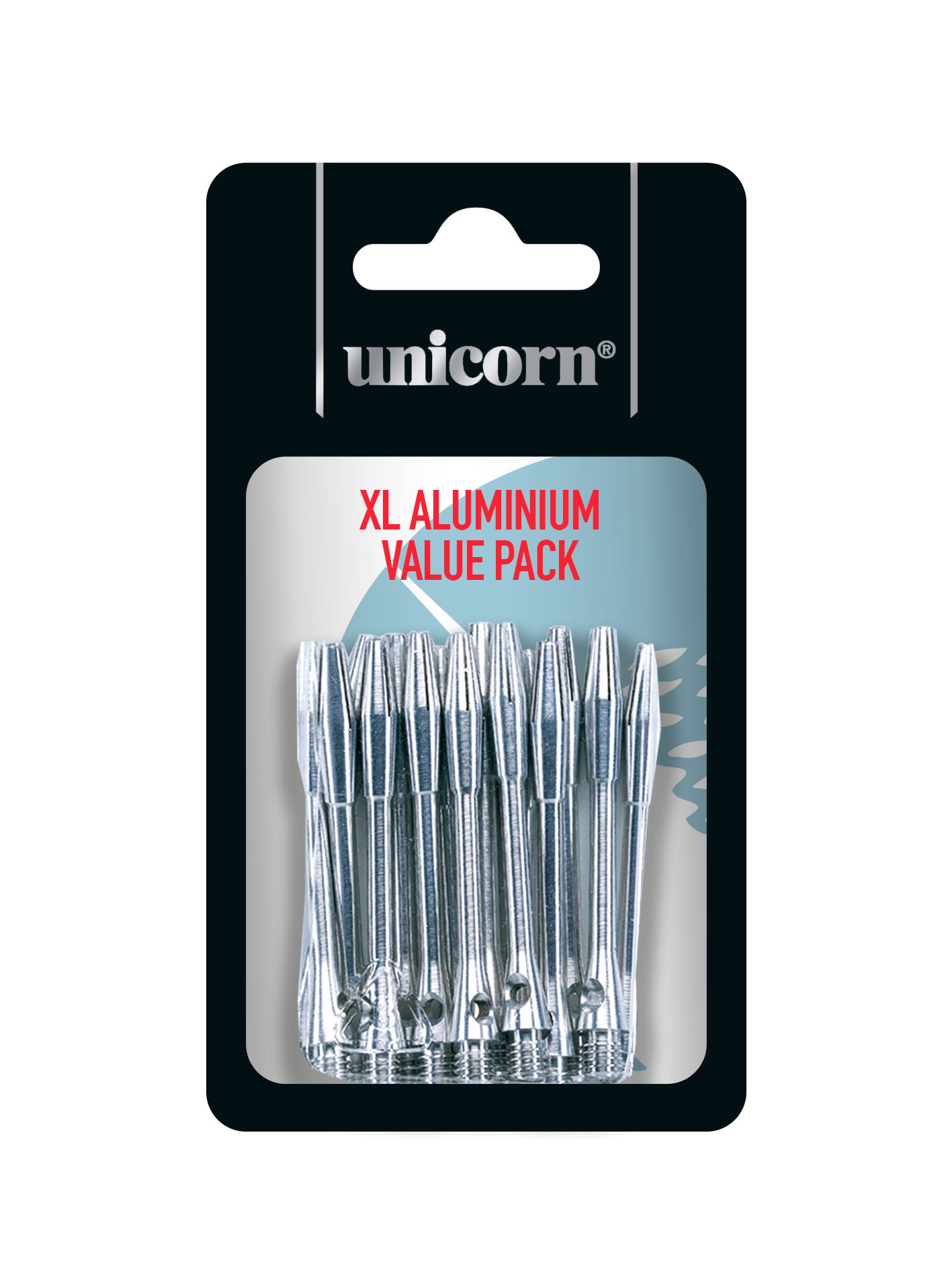 XL Aluminium Shaft - 5 Set Value Pack