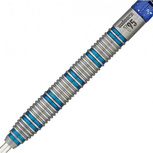 T95 Core XL Blue Type 1 - 95% Tungsten Steel Tip Darts
