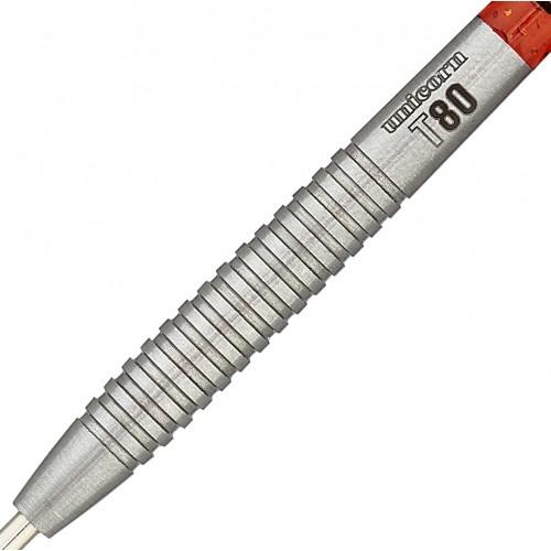 Striker Type 2 - 80% Tungsten Steel Tip Darts