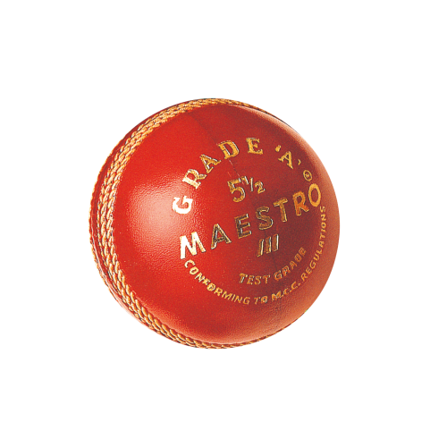 Maestro Grade A Cricket Ball