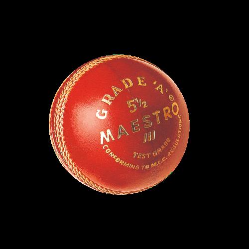 Maestro Grade A Cricket Ball