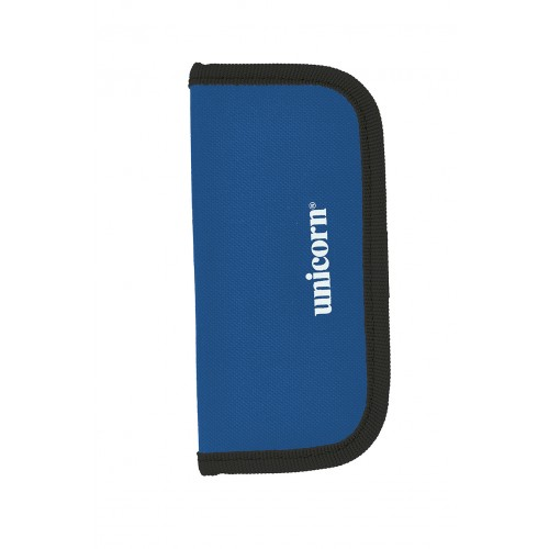 Midi Velcro Wallet - Blue/Black