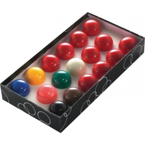 17 Ball Snooker Set
